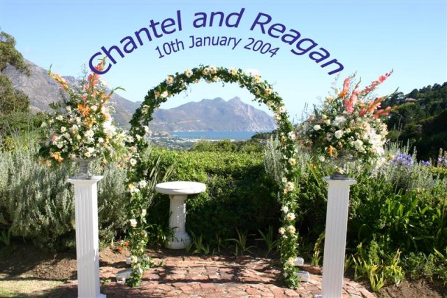 Chantel and Reagan Wedding