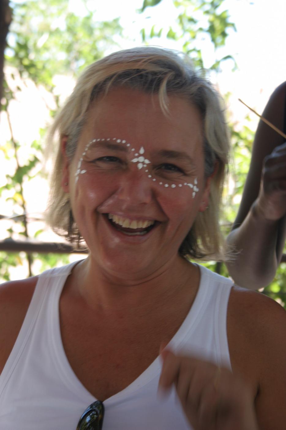 Carmen at Moyo - Stellenbosch