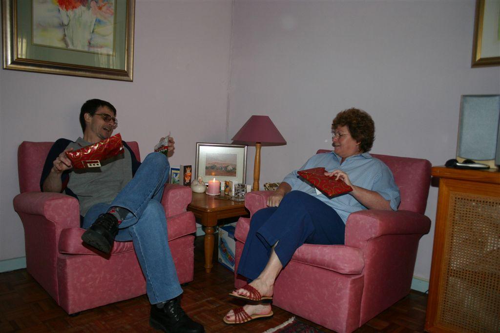 Gail & Paul