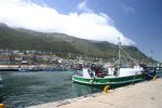 Kalk Bay fishing boat