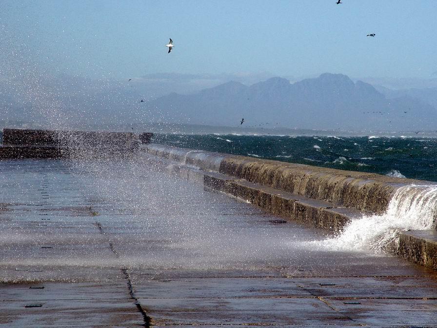 Kalk Bay - stormy 11