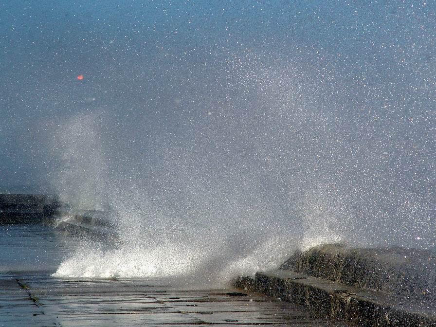 Kalk Bay - stormy 12-1