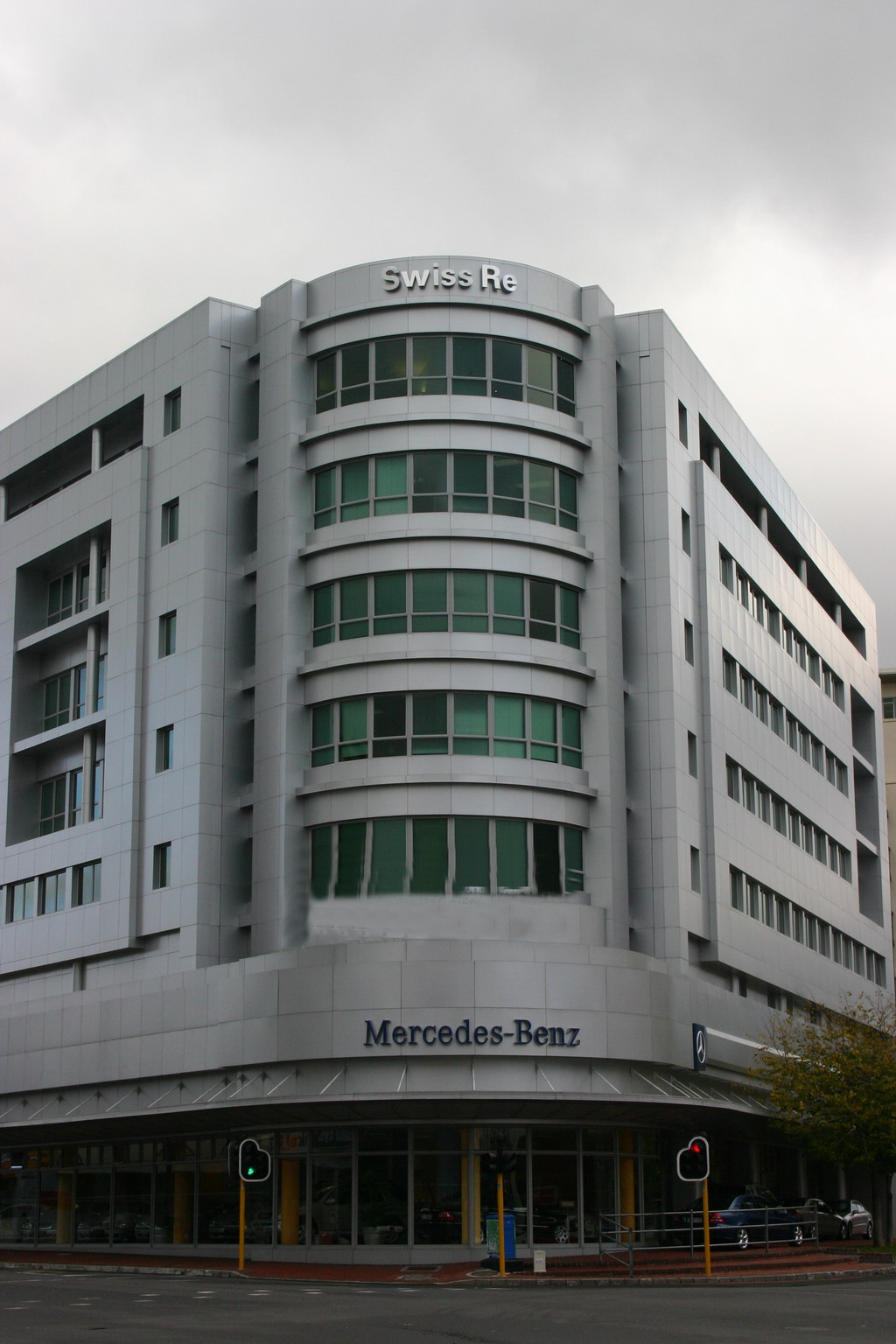 Swiss Re Building