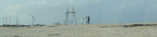 Nigeria - Lagos beach view