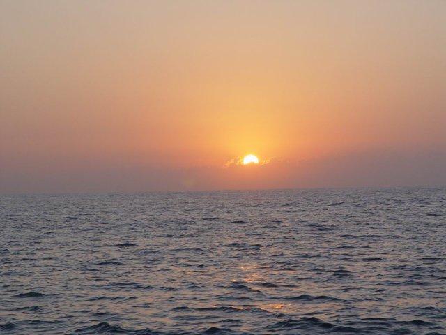 Sunrise in Richards Bay