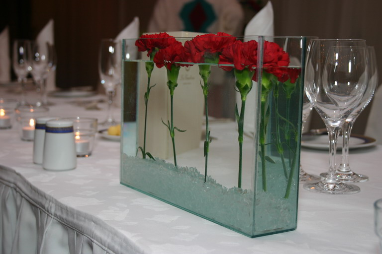 Rose display
